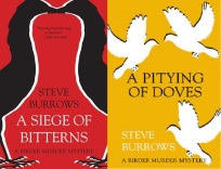 steve burrows books