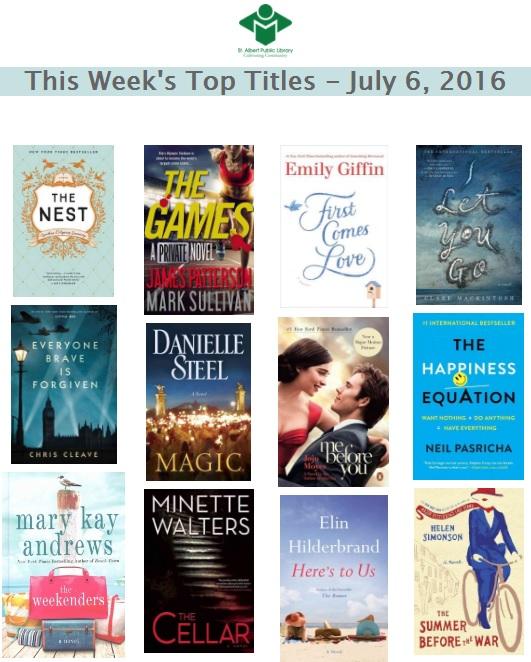Bestsellers 07 06 2016