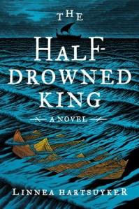 Half-drowned king