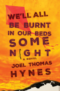 We'll all be burnt in our beds some night