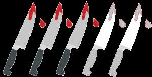 3 Daggers