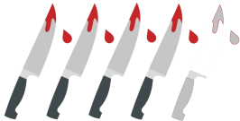4 Daggers