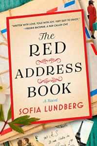 Red address book