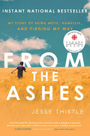 book cover for From the Ashes